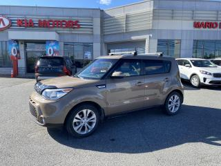 Used 2016 Kia Soul EX ** CAMERA RECUL SIEGE CHAUFFANT A/C** for sale in Mcmasterville, QC