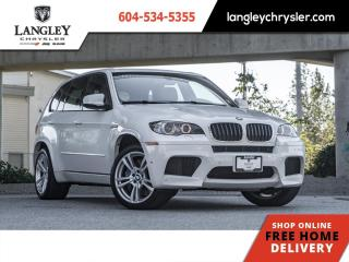 Used 2013 BMW X5 M BASE  Backup Camera / Pano-Sunroof / Accident Free for sale in Surrey, BC