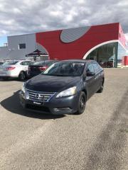 Used 2013 Nissan Sentra Berline 4 portes CVT S for sale in Beauport, QC