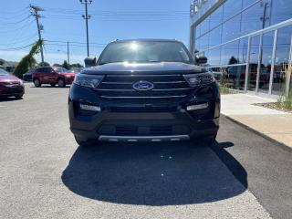 Used 2020 Ford Explorer XLT, quatre roues motrices, Cuir, Groupe for sale in St-Eustache, QC