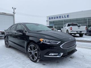 Used 2017 Ford Fusion Titanium AWD TOIT GPS for sale in St-Eustache, QC