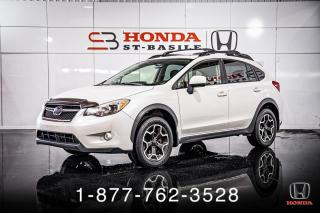 Used 2014 Subaru XV Crosstrek 2.0 + SPORT + AUTO + TOIT + A/C + WOW! for sale in St-Basile-le-Grand, QC