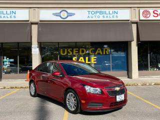 Used 2013 Chevrolet Cruze Eco, Only 65K Km, 2 Years Warranty for sale in Vaughan, ON