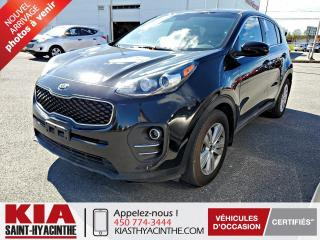 Used 2019 Kia Sportage LX * CAMÉRA DE RECUL / SIÈGES CHAUFFANTS for sale in St-Hyacinthe, QC