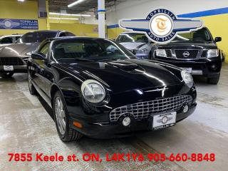 Used 2003 Ford Thunderbird HARD TOP CONVERTIBLE for sale in Vaughan, ON