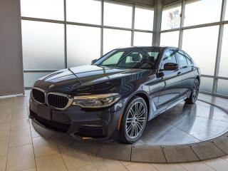 Used 2019 BMW 5 Series 530i xDrive for sale in Edmonton, AB