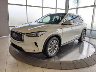 New 2020 Infiniti QX50 Essential 4dr AWD Sport Utility for sale in Edmonton, AB