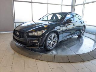 New 2020 Infiniti Q50 SIGNATURE EDITION PROASSIST for sale in Edmonton, AB