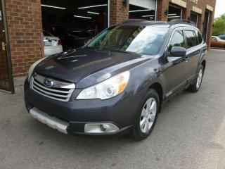 Used 2011 Subaru Outback 2.5i Sport w/Limited Pkg for sale in Weston, ON