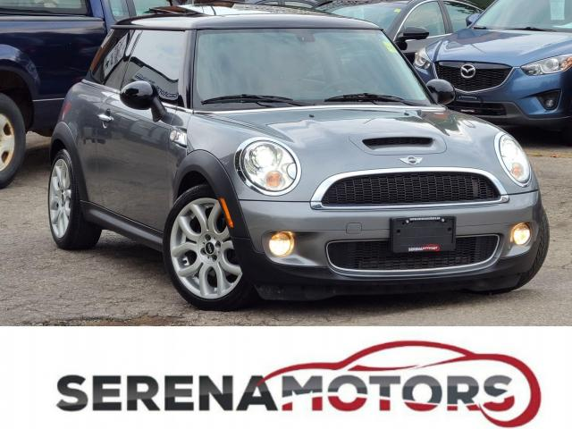 2009 MINI Cooper S | AUTO | FULLY LOADED | ONE OWNER | NO ACCIDENTS
