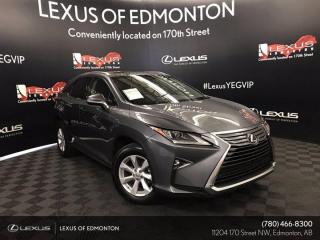 Used 2016 Lexus RX 350 for sale in Edmonton, AB