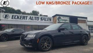Used 2019 Chrysler 300 300S WITH BRONZE PKG/PANARAMIC SUNROOF!! for sale in Barrie, ON