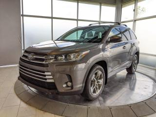 Used 2018 Toyota Highlander Accident Free - OEM Remote Start! for sale in Edmonton, AB