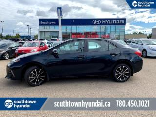Used 2019 Toyota Corolla XSE/LEATHER/ROOF/NAVI for sale in Edmonton, AB