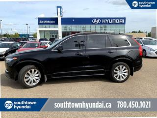 Used 2017 Volvo XC90 T5 MOMENTUM/AWD/PANO SUNROOF/NAVI for sale in Edmonton, AB
