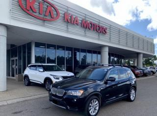 Used 2013 BMW X3 35i 4dr AWD 4-Door Sport Utility for sale in Edmonton, AB