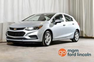 Used 2017 Chevrolet Cruze LT FWD | CLEAN CARFAX | ONE OWNER | BACKUP CAMERA | REMOTE START for sale in Red Deer, AB