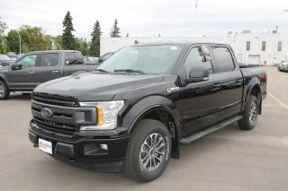 New 2020 Ford F-150 XLT 302A, 4X4 Supercrew, 5.0L V8, Auto Start/Stop, Cruise Control, Pre-Collision Assist, Reverse Sensing System, Rear View Camera, Remote Keyless Entry, Trailer Tow Package for sale in Edmonton, AB