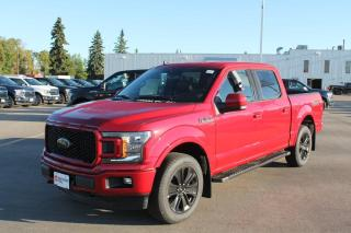 New 2020 Ford F-150 Lariat 501A, 4X4 Supercrew, 2.7L Ecoboost, Auto Start/Stop, Lane Keeping System, Pre-Collision Assist, Remote Keyless Entry/Keypad, Remote Vehicle Start, Trailer Tow Package, Rear View Camera, Navigat for sale in Edmonton, AB