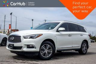 Used 2016 Infiniti QX60 AWD 7 Seater Navigation Sunroof Bluetooth Leather Heated Seats Remote Start 18