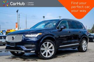 Used 2017 Volvo XC90 T6 Inscription 7 Passenger Navi Panoramic Sunroof Bluetooth Backup camera Leather 20