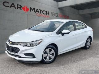 Used 2017 Chevrolet Cruze AUTO / AC / POWER GROUP / 36,952 KM for sale in Cambridge, ON