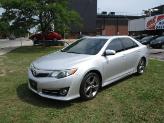 Used 2012 Toyota Camry SE ~ SUNROOF ~ PUSH START ~ SAFETY INCLUDED for sale in Toronto, ON