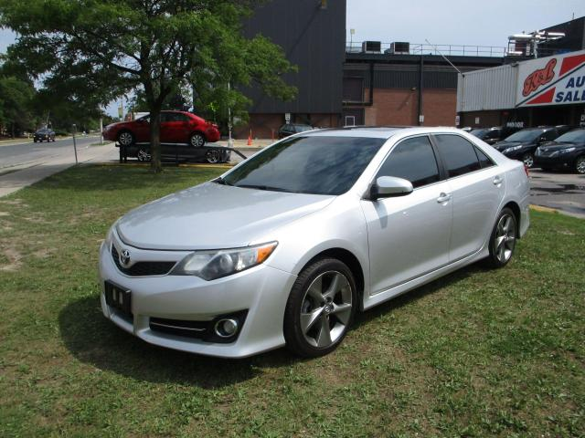 2012 Toyota Camry SE ~ SUNROOF ~ PUSH START ~ SAFETY INCLUDED