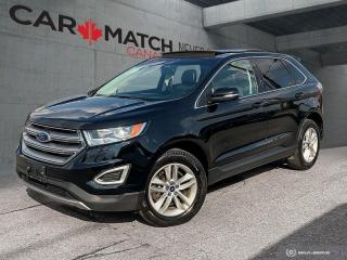 Used 2017 Ford Edge SEL / LEATHER / ROOF / NAV / AWD for sale in Cambridge, ON