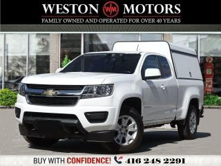 Used 2016 Chevrolet Colorado EXTCAB*4CYL*BACKUP CAM*REV CAM*LEATHER*BOX CAP* for sale in Toronto, ON