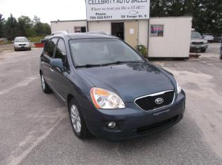 Used 2012 Kia Rondo EX for sale in Elmvale, ON
