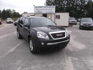 Used 2012 GMC Acadia for sale in Elmvale, ON