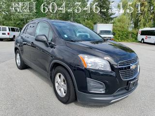 Used 2013 Chevrolet Trax LT for sale in Surrey, BC