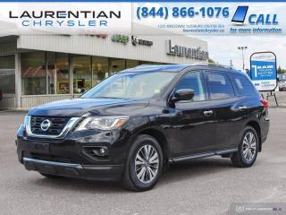 Used 2020 Nissan Pathfinder SV 3 ROW!! AWD!! HEATED WHEEL AND SEATS!! for sale in Sudbury, ON
