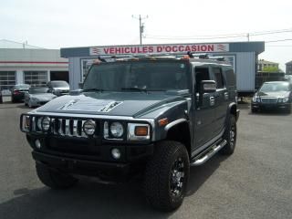 Used 2005 Hummer H2 for sale in Saint-jean-sur-richelieu, QC