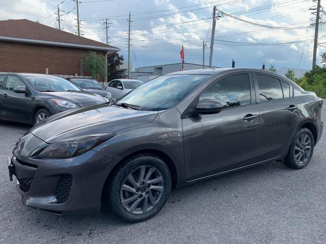 2013 Mazda MAZDA3 GS-SKY, AUTOMATIC, BLUETOOTH, SUNROOF, 172KM