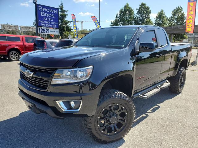 2018 Chevrolet Colorado 4WD LT, LOCAL, ACCIDENT FREE, 1 OWNER