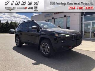New 2020 Jeep Cherokee Trailhawk for sale in Virden, MB