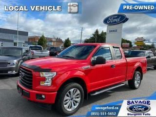 Used 2017 Ford F-150 XL  - One owner - Local - Trade-in - $254 B/W for sale in Sturgeon Falls, ON