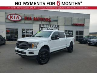 Used 2019 Ford F-150 XLT, NAV, 4X4, 3.5 Ecoboost, Heated Seats. for sale in Niagara Falls, ON