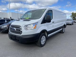 Used 2019 Ford Transit VAN T-250 148  Low Rf 9000 GVWR Swing-Out RH Dr for sale in Kingston, ON