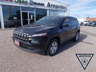 Used 2014 Jeep Cherokee Sport for sale in Arnprior, ON
