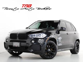 Used 2016 BMW X5 xDrive35i I M-SPORT I PANO I NAVI I CAM for sale in Vaughan, ON