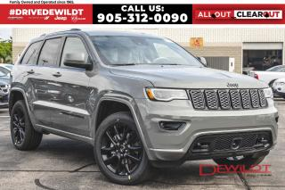New 2020 Jeep Grand Cherokee ALTITUDE | SUNROOF | TOW PKG | ALPINE | for sale in Hamilton, ON