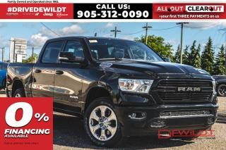 New 2020 RAM 1500 BIG HORN NORTH EDITION | SPORT APPEARANCE | for sale in Hamilton, ON