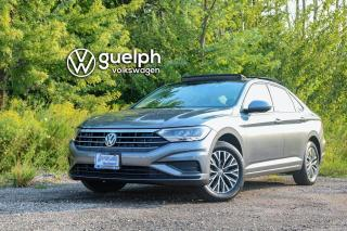 Used 2019 Volkswagen Jetta Highline 1.8 TSI App-Connect, SXM, Heated Seats for sale in Guelph, ON