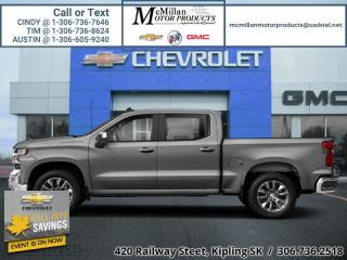 New 2020 Chevrolet Silverado 1500 RST for sale in Kipling, SK