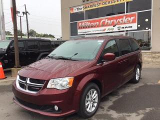 New 2020 Dodge Grand Caravan PREMIUM PLUS / NAV / POWER DOORS for sale in Milton, ON