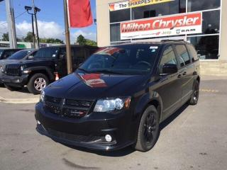 New 2020 Dodge Grand Caravan GT / DVD / NAV / SAFETY SPHERE GROUP for sale in Milton, ON