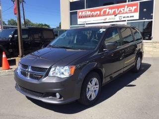 New 2020 Dodge Grand Caravan CREW PLUS / DVD / NAV/ SECURITY GRP for sale in Milton, ON